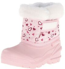 NEW Tundra Smile Girl's Winter Boots, Size: 5(Toddler)
