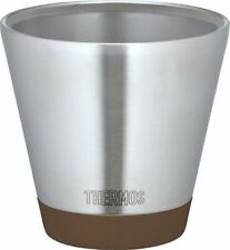 THERMOS JAPAN Tumbler vacuum insulation Stainless Cup 400ml JDD-401 MC