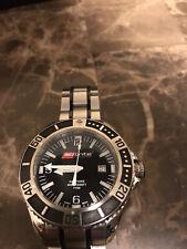 ISOBRITE MASTER DIVER SERIES ISO501 300 Meter T100 Tritium ArmourLite HUGE Watch