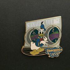 Dlr - Submarine Voyage - Donald Duck Disney Pin 32384