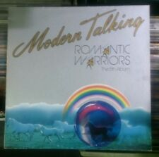 LP MODERN TALKING ROMANTIC WARRIORS THE 5th ALBUM