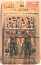 Ultimate Soldier 1/18 Vietnam 173rd AB Brigade Pvt Gansz & Lt Goodson #10491