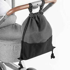 Zamboo Buggy Organiser Bag with Multiple Compartments and Pram Attachment Str...