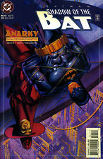 BATMAN: SHADOW OF THE BAT #41 Leon McCarthy NM 1995 DC *Ships Free w/$35 Combo