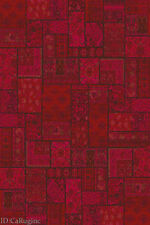 Patchwork Rectangle Area Rugs