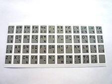 Thai Schrift,Notebook,Computer,Thai-English,Silber,Tastatur,Thailand