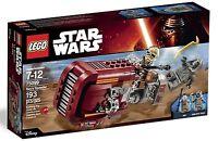 LEGO STAR WARS 75099 Rey's Speeder NUEVO / NEW