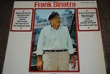 "FRANK SINATRA ""Sunday"" LP VINYL / CAPITOL RECORDS - MFP5005"