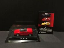 Kyosho 1/64 Alfa Romeo Collection 2 Diecast Miniature Car Model RZ Red