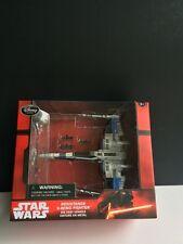 Disney Store Star Wars: Resistance X-Wing Fighter Die Cast Vehicle