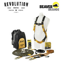 Beaver B-safe Professional Roofers Safety Harness Kit - Bk061015pro