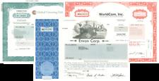 Enron, Global Crossing, & WorldCom