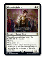 Charming Prince - Throne of Eldraine - NM - English - MTG