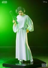Star Wars Princess Leia Carrie Fisher Art Scale Statue 1:10 Iron Studios