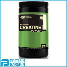 Optimum Nutrition Creatine Powder Micronized Monohydrate 100% 634g AMAZING PRICE