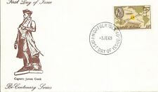 1969 FDC Captain Cook Discovery FDI 3 Jun 1969