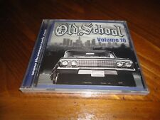 Old School Volume 10 CD - the GAP Band Mary Jane Girls CAMEO Billy Preston