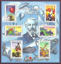 2005 FRANCE BLOC N°85** BF Jules Verne Les voyages extraordinaires TB, sheet MNH