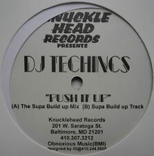"★★12"" US**DJ TECHNICS - PUSH IT UP (KNUCKLEHEAD RECORDS / SEALED)★★23223"