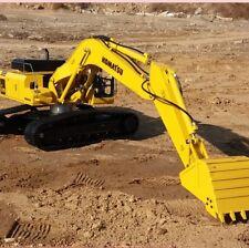 1/12 Hydraulic Excavator RTR RC Model