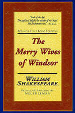 The Merry Wives of Windsor: Applause First Folio Editions (Applause-ExLibrary