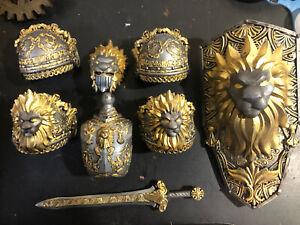 Lion Legion Kit Mythic Legions 1/12 Scale Custom Parts UNPAINTED