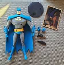 "Mcfarlane DC Multiverse Batman Detective 7"" Figure Blue Variant loose"