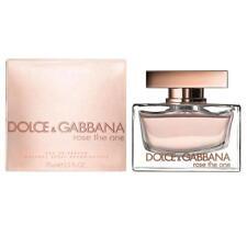 dolce gabbana the one rose 75 ml edp INTROVABILE NO TESTER + OMAGGIO