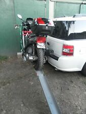 Scooter Carrier;Steel,Modular;Ford Flex, 200cc scooter,550# capacity w/load ramp