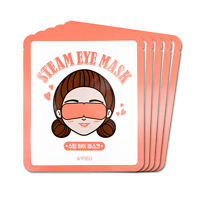 [A'PIEU] Steam Eye Mask 5ea