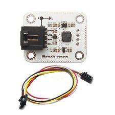 LSM303DLH 3D Compass and Accelerometer Module -Arduino Compatible