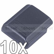 10x Hot Shoe Mount Protector Cover/Cap FA-SHC1AM/B for Sony Minolta a Camera