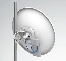 MikroTik mtad - 5g-30d3 Mant 30 RP-SMA 30dbi red-antena ~ d ~