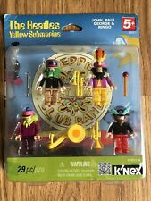 The Beatles Yellow Submarine - K'nex - John, Paul, George, Ringo
