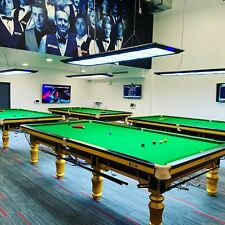 Star Xingpai Snooker Tournament Table 12ft Full Size W/ Steel Cushion XW101-12S