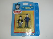 Thomas the Tank Engine & Friends ERTL Sir Topham Hat and Porter SEALED ON CARD
