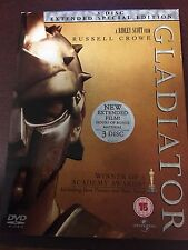 Gladiator - 3 Disc Extended Special Edition with Russell Crowe