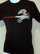 no fear motorcross art  black s small T shirt