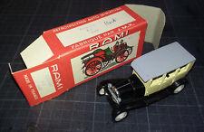 Ancienne Voiture miniature Rami JMK B2 Citroën 1925 Jaune Clair  TBE - boite