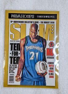 20/21 Panini NBA Hoops - Kevin Garnett Slam Magazine Insert #11