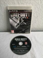 CALL OF DUTY BLACK OPS II 2 (Playstation 3 Game) PS3