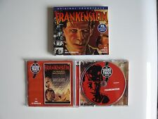 Frankenstein 1931 & Bride Of Frankenstein Original Soundtrack CD Franz Waxman