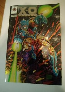 X-O Manowar #0 (Valiant 1993) Free Domestic Shipping