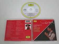 PLACIDO DOMINGO/ARIAS - PUCCINI, VERDI(DEUTSCHE GRAMMOPHON 435 419-2) CD ALBUM