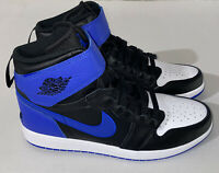 AIR JORDAN 1 HI FLYEASE Men's Sneakers Size 10.5 Black/Blue/White CQ3835-041