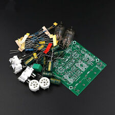 Valve 6J1Tube Amplifier Preamp AMP Pre-Amplifier Board Headphone Buffer  Kit DIY