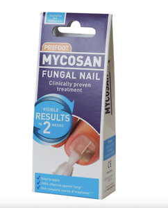 Profoot Mycosan Fungal Nail Treatment visible results in 2 weeks 100% effective