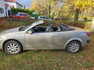 Renault Megane convertible