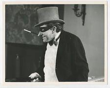 1966 Original Photo Burgess Meredith The Penguin Batman ABC TV Photo J2685