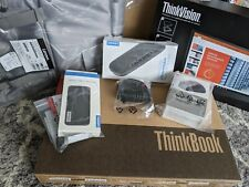 Thinkbook 13s Laptop, Monitor and Travel Accessories